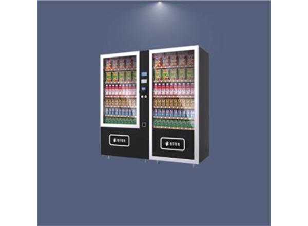 WDF1-01 食品-饮料-一拖一综合自动售货机